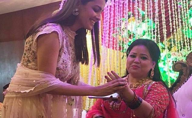 In Pics: Bharti Singh wedding celebrations begins with Bangle ceremony