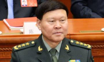 Chinese general Zhang Yang commits suicide after corruption charges