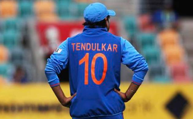 BCCI to 'unofficially' retire Sachin Tendulkar's  No.10 jersey (File Photo)