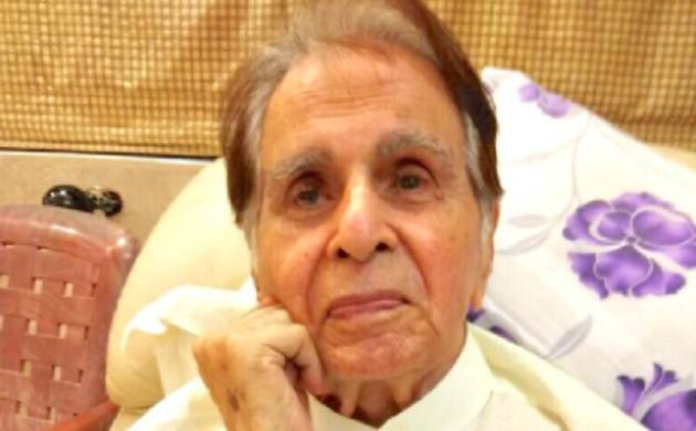 Veteran actor Dilip Kumar diagnosed with mild pneumonia, advised rest at home (Source: Twitter)