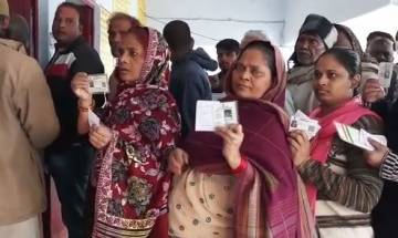 UP civic body polls 2017: Kanpur Dehat recorded 46.16 percent polling till 1:30 pm