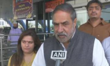 Anand Sharma says PM 'belittled his position by attending Ivanka Trump's event'