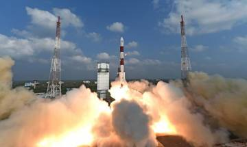 ISRO to launch one rocket every month in 2018 from Andhra Pradesh's spaceport at Sriharikota