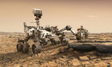 NASA unveils unnamed rover vehicle ahead of Mars 2020 mission