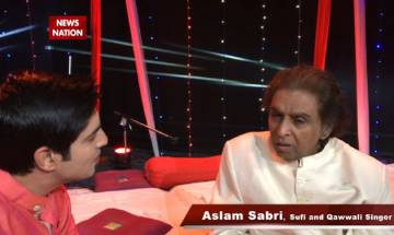 News Nation Exclusive: Qawwali singer Aslam Sabri gets candid about his songs