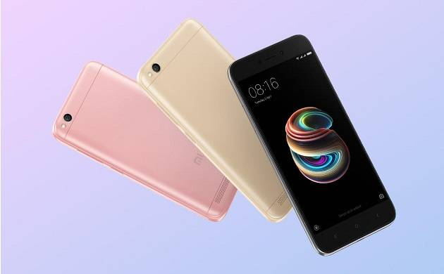 Xiaomi launches most affordable smartphone Redmi 5A in India