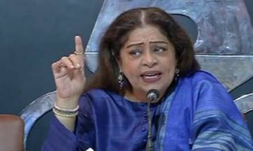 BJP MP Kirron Kher holds Chandigarh victim responsible for rape, Congress hits out
