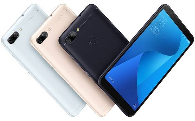 Asus ZenFone Max Plus (M1) with 18:9 display unveiled! Here are specifications, features
