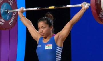 Mirabai Chanu clinches maiden gold medal at 2017 World Weightlifting Championship