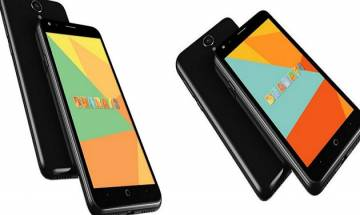 Micromax Bharat 5 launched at Rs 5,555 with 50 GB free data