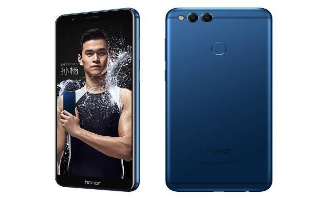 Honor 7 X - File Photo