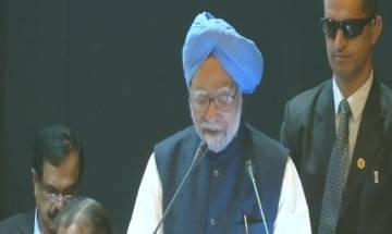 LIVE | I don't want the country to take a pity on me on basis of my humble background: Manmohan Singh
