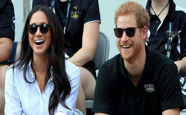 Prince Harry makes first joint visit with fiance Meghan Markle (File Photo)