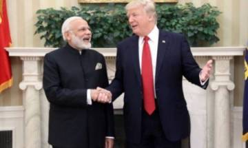 President Trump-Modi speak over phone, express satisfaction over Hyderabad Summit 2017
