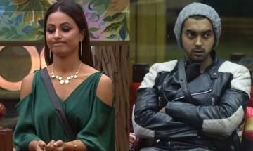 Bigg Boss 11 elimination: Luv Tyagi is a weak contestant, says Hina Khan