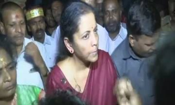 Cyclone Ockhi: Defence Minister Nirmala Sitharaman in Tamil Nadu; massive destruction in Lakshadweep