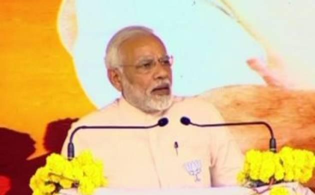 Gujarat polls 2017: PM Modi to address poll in Surat today (Photo-Twitter)