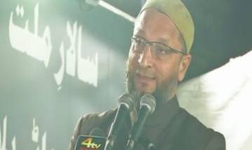 AIMIM leader Asaduddin Owaisi lashes out at RSS chief Bhagwat, questions his authority on Ayodhya dispute