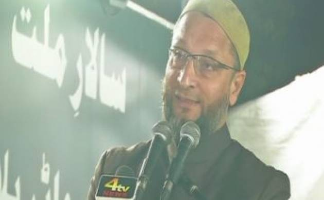 AIMIM leader Asaduddin Owaisi lashes out at RSS chief Bhagwat, questions his authority on Ayodhya dispute (Photo -ANI)