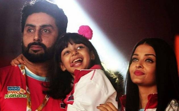 Abhishek Bachchan has a PERFECT reply for woman who trolled Aaradhya (Picture credits- Twitter)