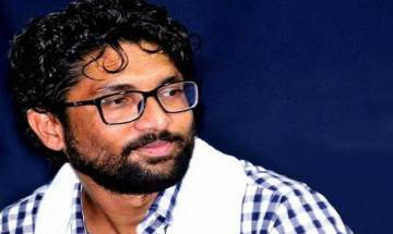 Gujarat polls 2017: Jignesh Mevani blames BJP for attack on his convoy