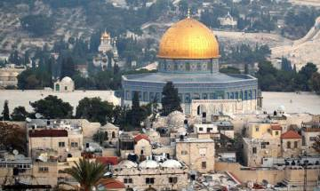 US President Donald Trump to recognise Jerusalem as Israel's capital: White House