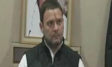 BJP leader GVL Narasimha Rao attacks Rahul Gandhi, dubs him 'Babar Bhakt' and 'Kin of Khilji'