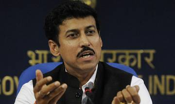 100 Usain Bolts can come out of India, says Sports Minister Rajyavardhan Singh Rathore