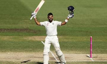 Virat Kohli equals Ricky Ponting's record of most successive Test series wins as captain