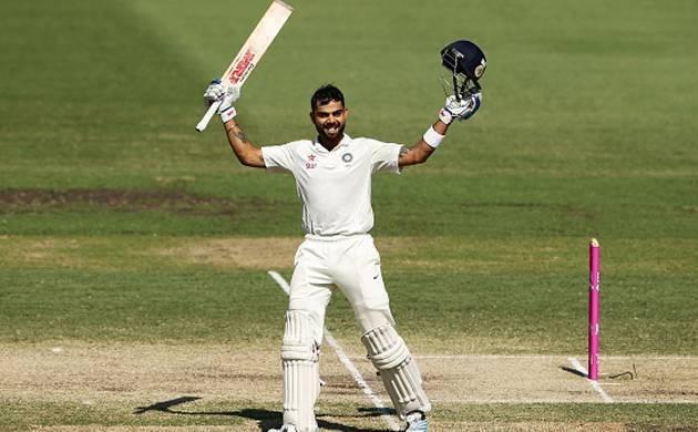 Indian test captain Virat Kohli - File Photo