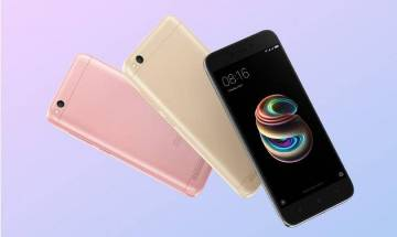 Xiaomi Redmi 5A smartphone goes out of stock, next Flipkart sale to start on December 14