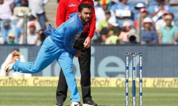 Ind vs SL: Injured Kedar Jadhav ruled out of ODI series against Sri Lanka