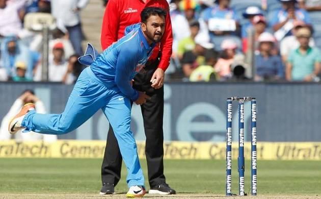 Ind vs SL: Injured Kedhar Jadhav ruled out of ODI series against Sri Lanka