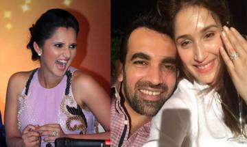 Sania Mirza mocks Sagarika-Zaheer's honeymoon pic and social media couldn't agree with her more