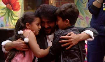 Bigg Boss 11 Weekend Ka Vaar, Episode 70, Day 69, Highlights: Hiten Tejwani meets his kids