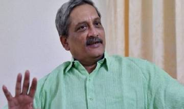 Defence Ministry play as, 'backroom boys,' in international diplomacy, says Manohar Parrikar