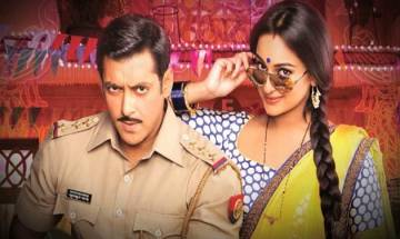 Dabangg Tour: Salman Khan, Sonakshi Sinha, Daisy Shah take off to Delhi, all set to make fans go crazy