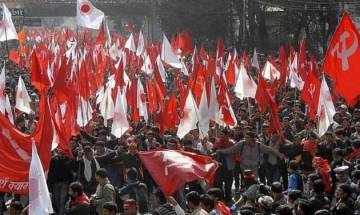 Nepal's Left alliance wins 81 seats, heading towards majority
