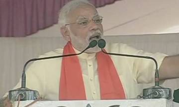 Gujarat polls 2017 | PM Modi says Congress back to old tricks, they are back to divide and rule politics