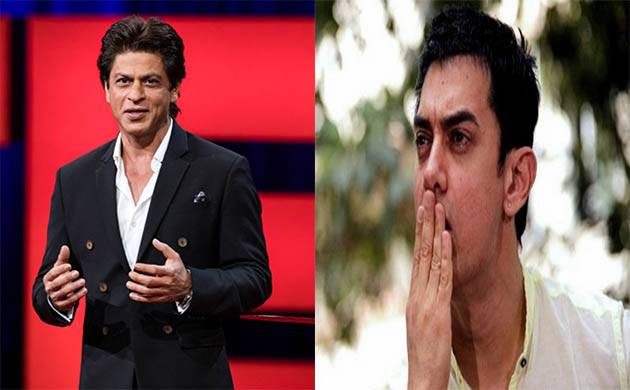 Shahrukh Khan to replace Aamir Khan for Rakesh Sharma's biopic 'Salute'?