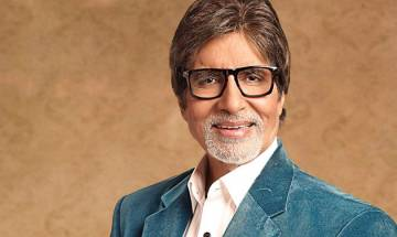 Amitabh Bachchan garners 80 million social media followers, maintains hegemony as Twitter's most followed Bollywood actor