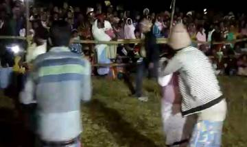 MLA in Jharkhand organises kissing competition to cherish love between married couples; BJP says JMM corrupting tribal culture