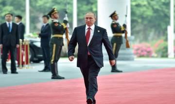 Russian President Vladimir Putin orders partial troop withdrawal from Syria