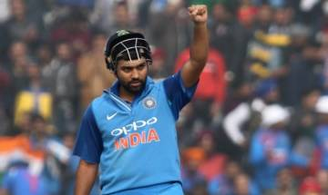 Rohit 'HITMAN' Sharma scripts history, hammers third ODI double hundred with whirlwind 208-run knock against Sri Lanka