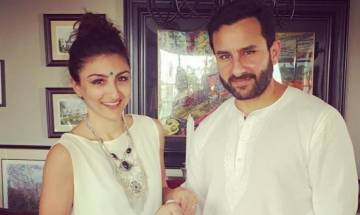 Saif Ali Khan shares funny incident about sister Soha's embarrassing date