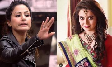 Bigg Boss 11: Hina Khan is not playing the game with her mind, says Gopi Bahu aka Devoleena Bhattacharjee