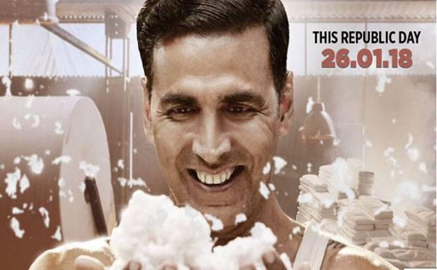 Akshay Kumar-Radhika Apte starrer Padman new poster out (Picture credits-Twitter)