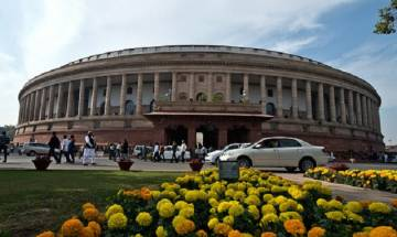 Parliament Winter Session: Adjourned, uproar and adjourned; day one a washout