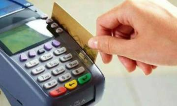 Govt to bear MDR charges on debit card payments up to Rs 2000 for two years