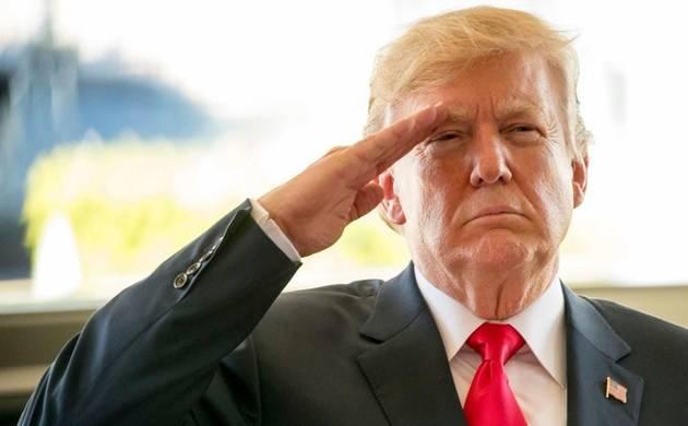 US President Donald Trump (Source: Twitter)